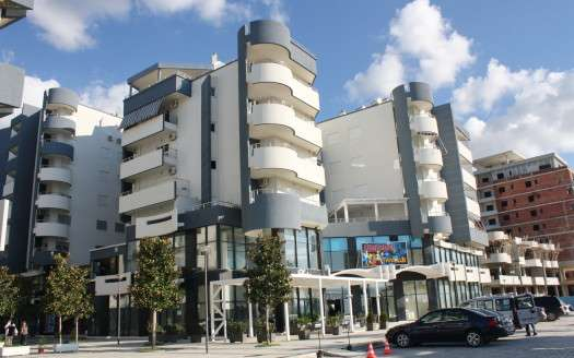 Commercial Real Estate in Albania